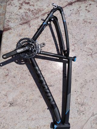 cuadro bici mtb