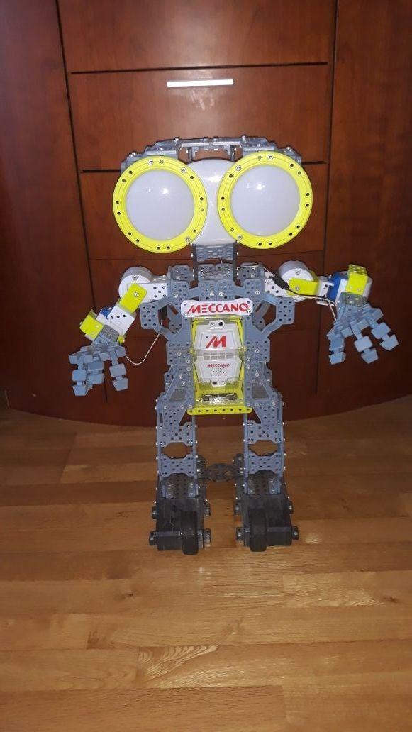 MECCANOID G15 Robot personal