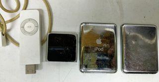 Colección de iMac iPods y accesorios Apple