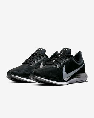 Nike Zoom Pegasus 35 Turbo Negro/Plata
