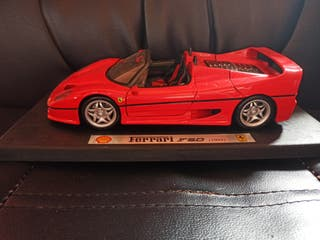 Ferrari f50 shell