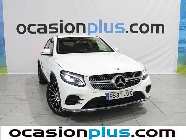 Mercedes-Benz Clase GLC GLC Coupe 220 d 4Matic 125 kW (170 CV)