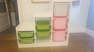 Mueble de almacenajes