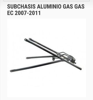 se venden suschasis gas gas kit trasformación gas