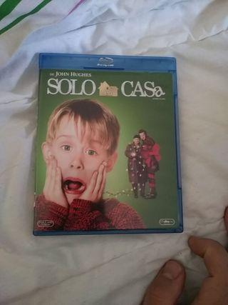 Blu-ray solo en casa