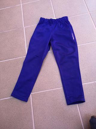 pantalón chándal niño o niña de 3 a 5 años