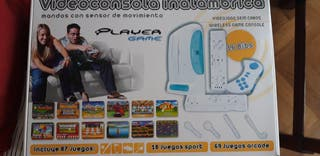 Consola tipo Wii