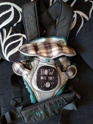 mochila Jane portabebes