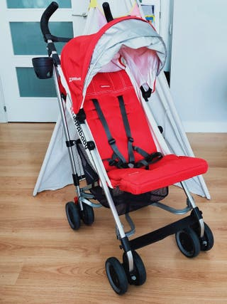 Silla de paseo Uppababy G Luxe