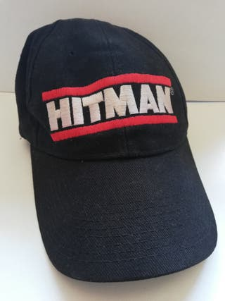 Gorra Negra Hitman