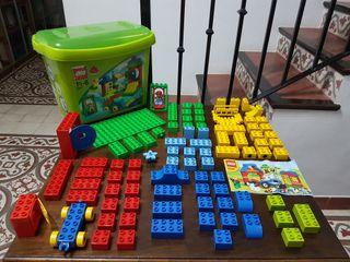 Lego Duplo 1 1/2 - 5 años