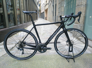 Bicicleta eléctrica ORBEA Gain M20 talla L (56 cm)