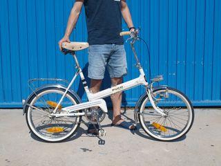 Bicicleta clásica Puch