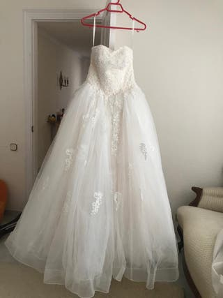 Vestido de novia/boda