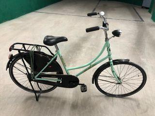 Bicicleta importación holandesa BSP