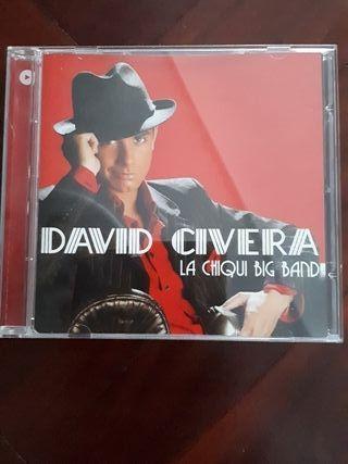 CD David Civera - La chiqui big band