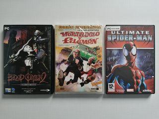 Juegos y película
