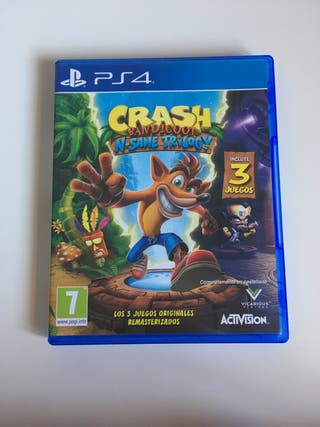 Crash Bandicoot - N SANE TRIOLOGY