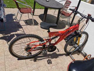 bicicleta mtb niño 8 - 10 años