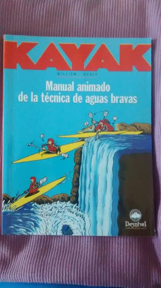 Kayak. Manual animado de ka Técnica de aguas brava