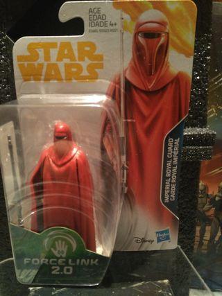 Star Wars figura IMPERIAL ROYAL GUARD 3.75' hasbr