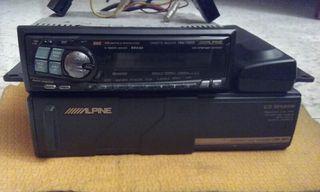 Radio CD multicargador Alpine