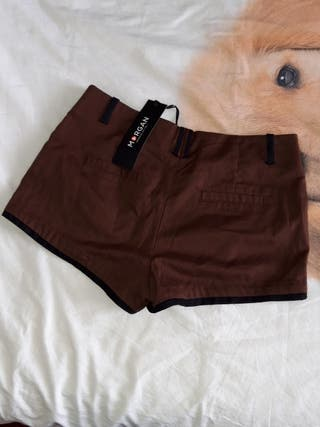 Shorts nuevos Morgan de Toi