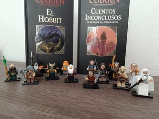 Lote 13 figuras El Señor de los Anillos Lego