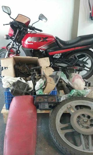 Recambio moto Honda MBX