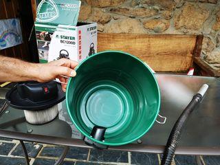 aspirador de cenizas con 3 usos
