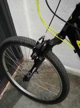 vendo bicicleta de montaña de 26