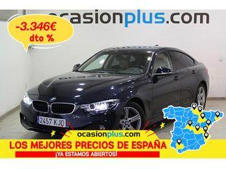 BMW Serie 4 430i Gran Coupe 185 kW (252 CV)