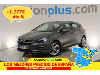 Opel Astra 1.4 Turbo SANDS Dynamic 92 kW (125 CV)