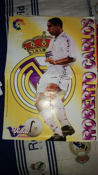 poster de fútbol 5€ unidad