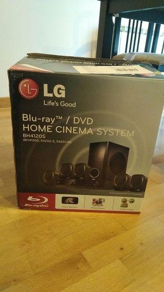 Home Cinema LG BH4120S