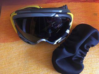 Funda protectora máscara de ski/snow