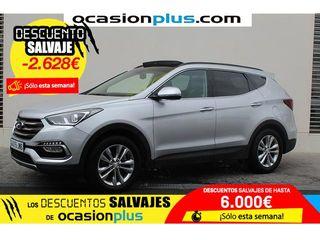Hyundai Santa Fe 2.2 CRDI SLE 4x2 7 Plazas 147 kW (200 CV)