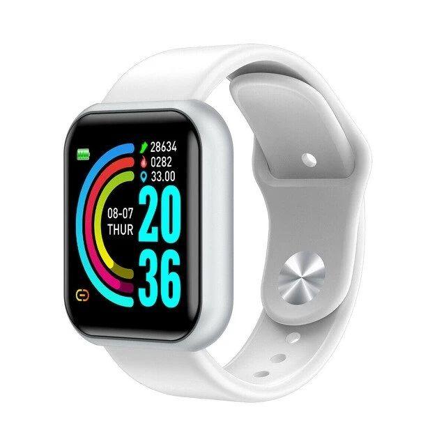 Smartwatch Y68 reloj deportivo fitness inteligente