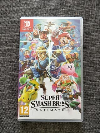 Smash Bros Nintendo switch