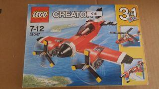Lego Creator Avion helicoptero etc 31047