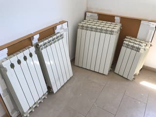 Radiadores Ferroli Xian aluminio