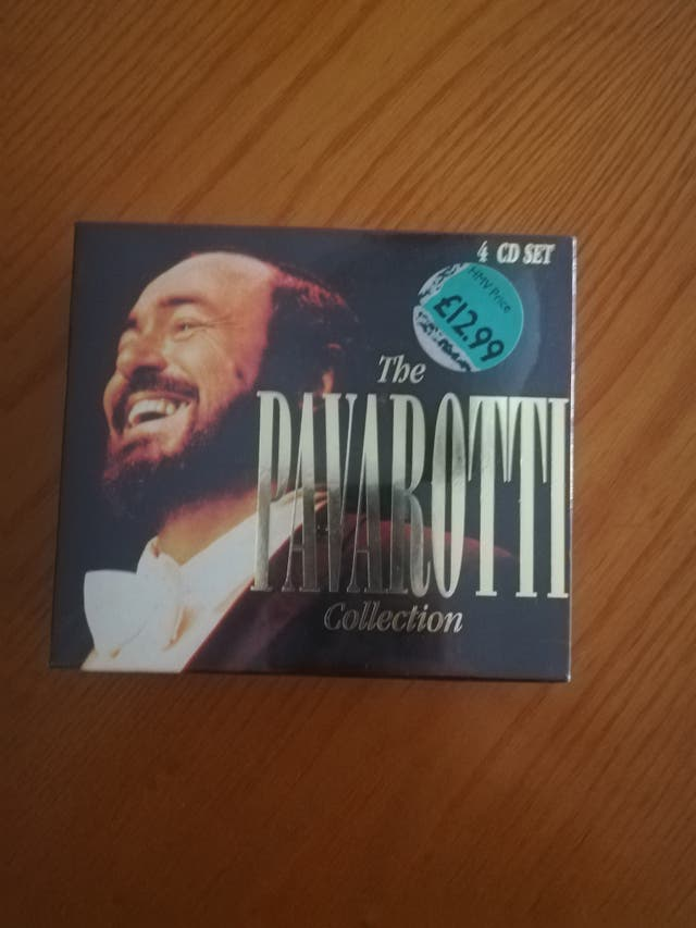 The Pavarotti Collection a estrenar