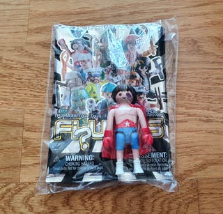PLAYMOBIL BOXEADOR 9332 SERIES 13