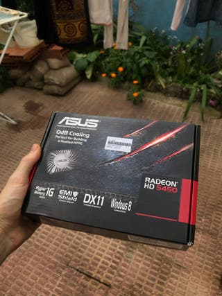 Asus AMD Radeon HD 5450