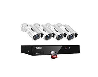 Sistema de cámaras/vídeo vigilancia