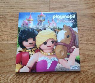 DVD PLAYMOBIL PRINCESS PRECINTADO