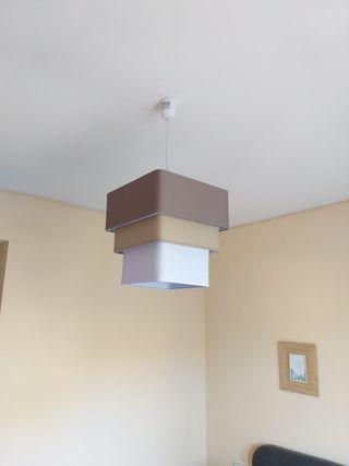 Lámpara de techo Leroy Merlín
