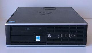 Ordenador (cpu) HP Compaq 6200 Pro - i3