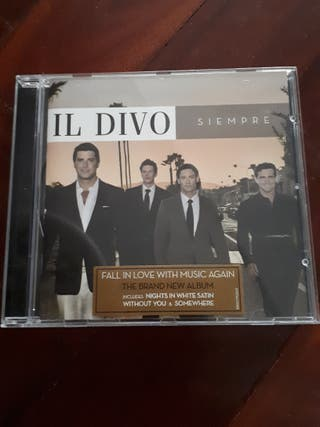 CD Il Divo - Siempre