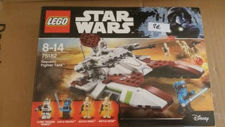 Lego Star Wars Nave Republic Fighter Tank 75182